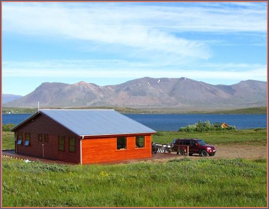 Ný árnefnd við Vesturhópsvatn